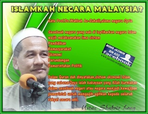 Islamkah Malaysia